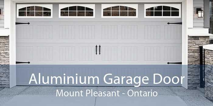 Aluminium Garage Door Mount Pleasant - Ontario