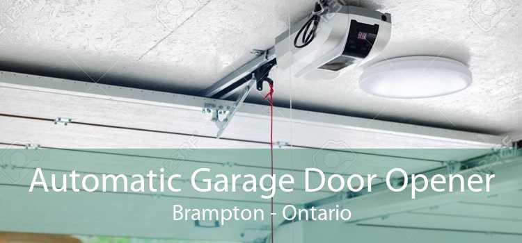 Automatic Garage Door Opener Brampton - Ontario