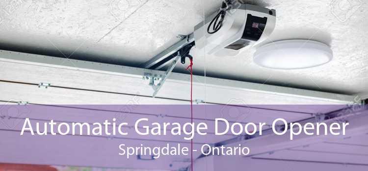 Automatic Garage Door Opener Springdale - Ontario