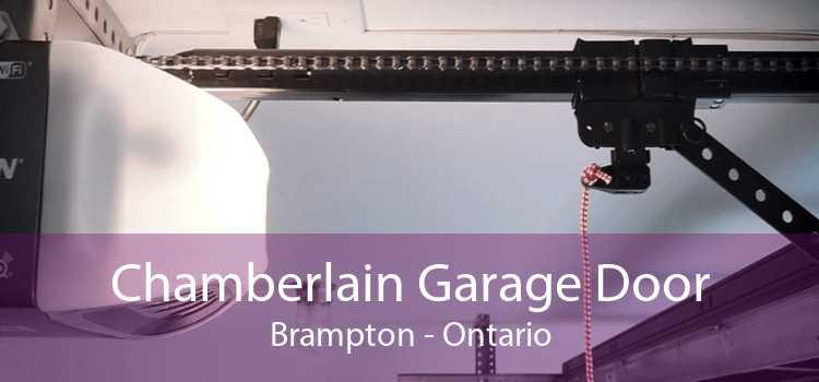 Chamberlain Garage Door Brampton - Ontario