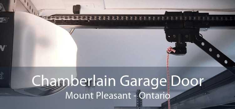 Chamberlain Garage Door Mount Pleasant - Ontario