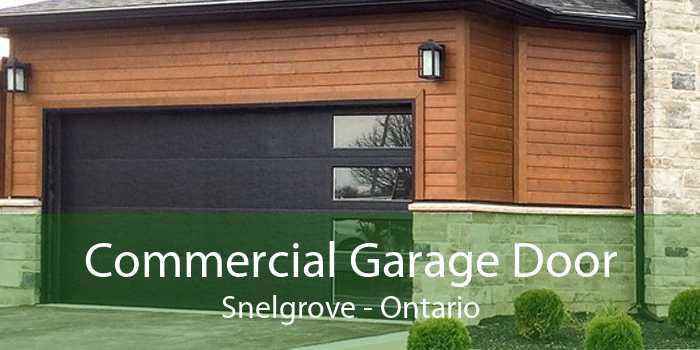 Commercial Garage Door Snelgrove - Ontario