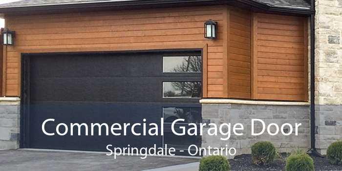 Commercial Garage Door Springdale - Ontario