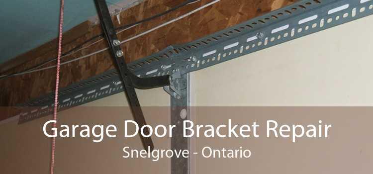Garage Door Bracket Repair Snelgrove - Ontario