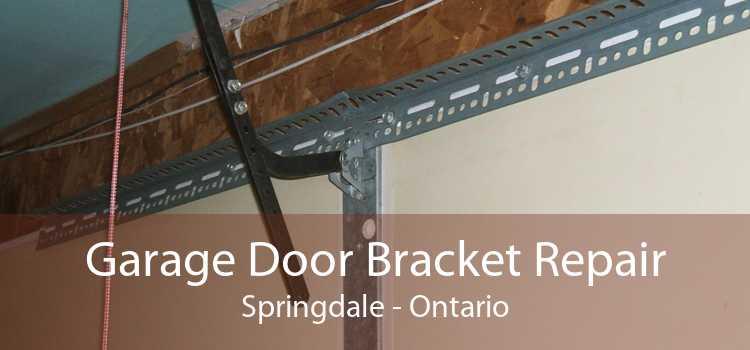 Garage Door Bracket Repair Springdale - Ontario