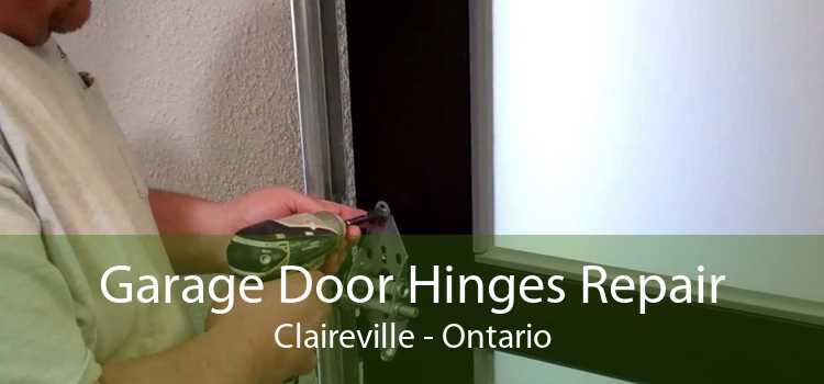 Garage Door Hinges Repair Claireville - Ontario