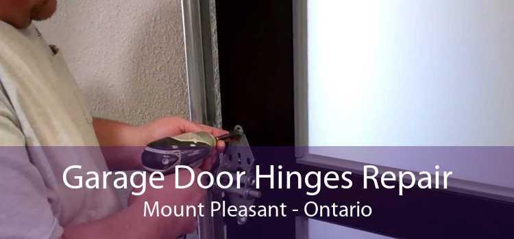 Garage Door Hinges Repair Mount Pleasant - Ontario
