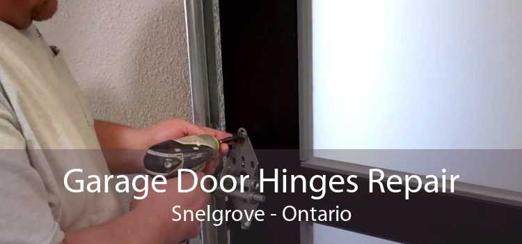 Garage Door Hinges Repair Snelgrove - Ontario