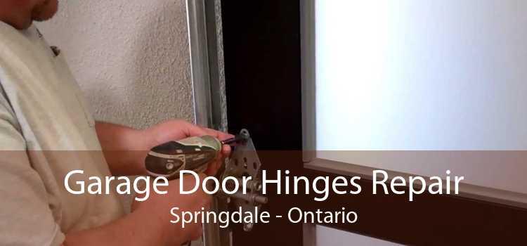 Garage Door Hinges Repair Springdale - Ontario