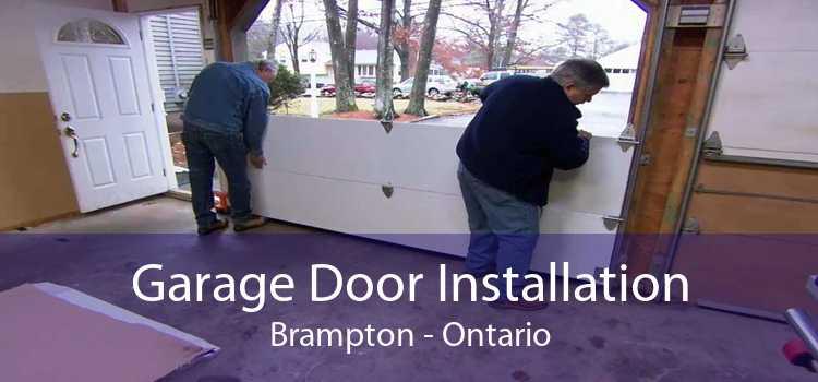 Garage Door Installation Brampton - Ontario