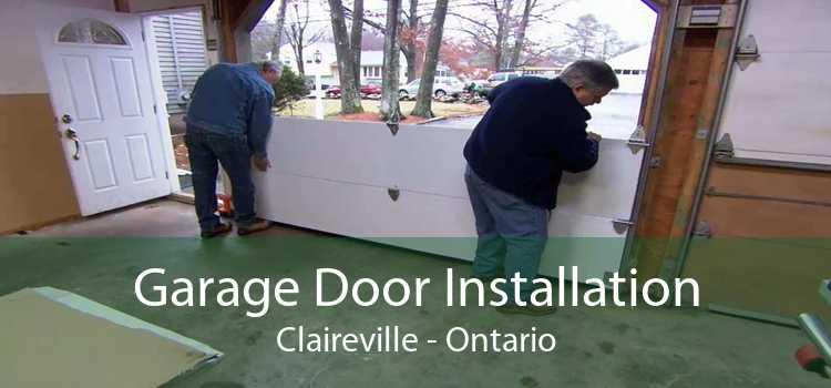 Garage Door Installation Claireville - Ontario