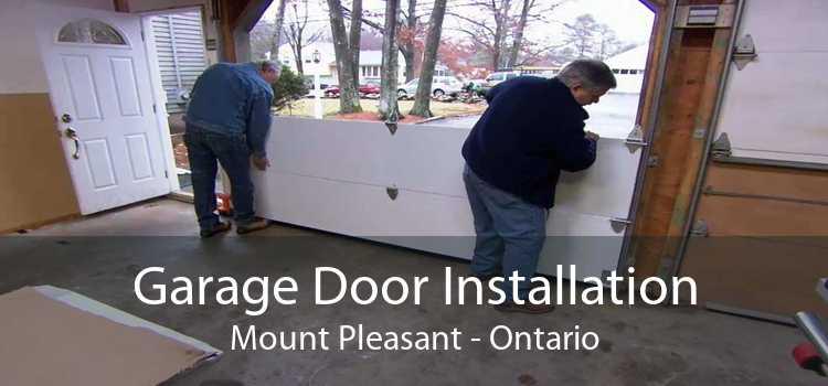 Garage Door Installation Mount Pleasant - Ontario