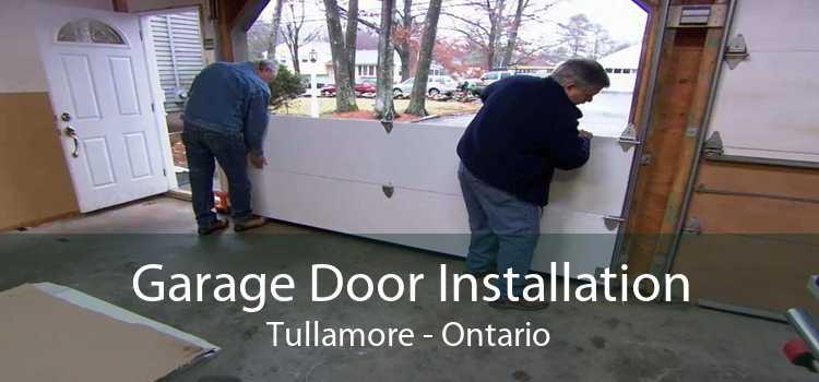 Garage Door Installation Tullamore - Ontario