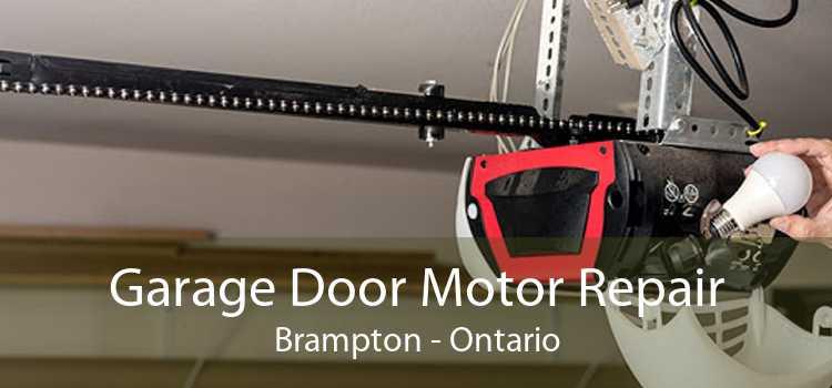 Garage Door Motor Repair Brampton - Ontario