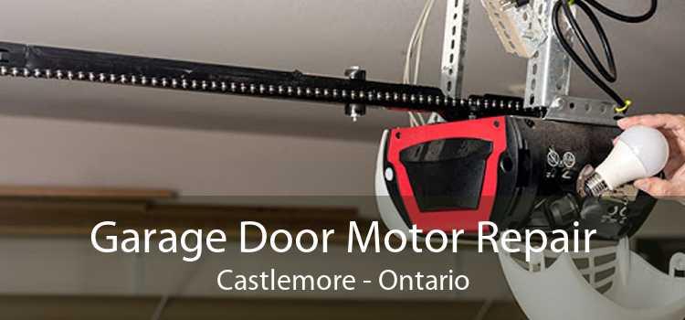 Garage Door Motor Repair Castlemore - Ontario
