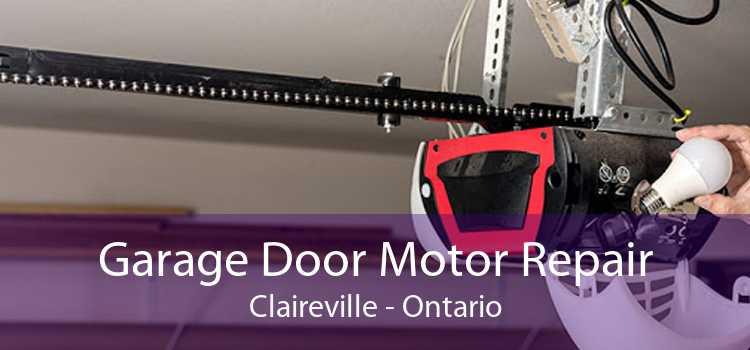 Garage Door Motor Repair Claireville - Ontario