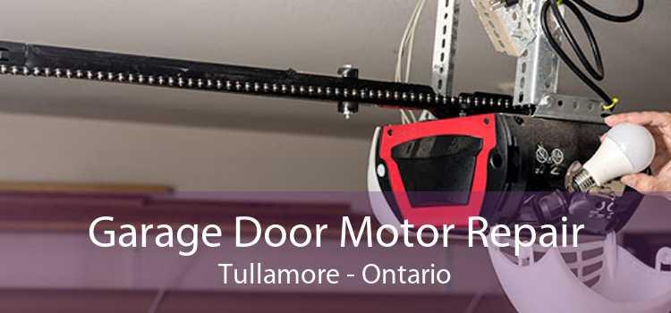 Garage Door Motor Repair Tullamore - Ontario