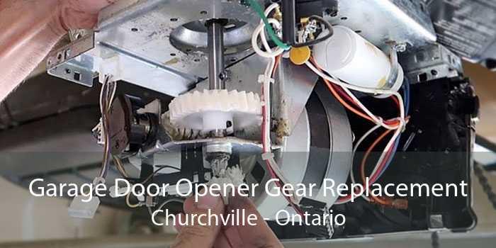 Garage Door Opener Gear Replacement Churchville - Ontario