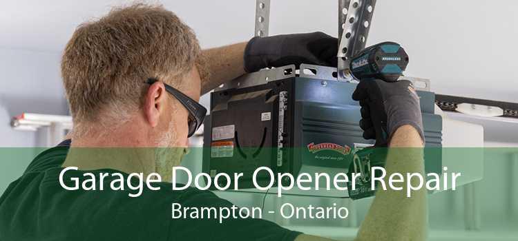 Garage Door Opener Repair Brampton - Ontario