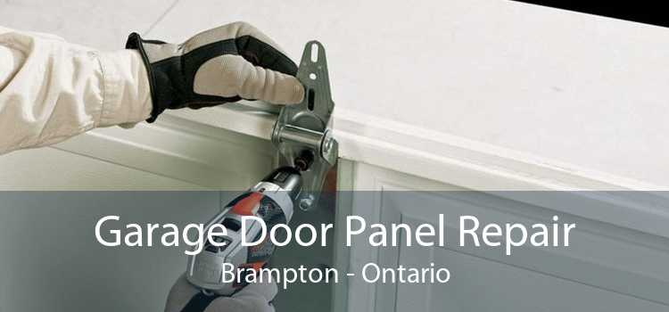 Garage Door Panel Repair Brampton - Ontario