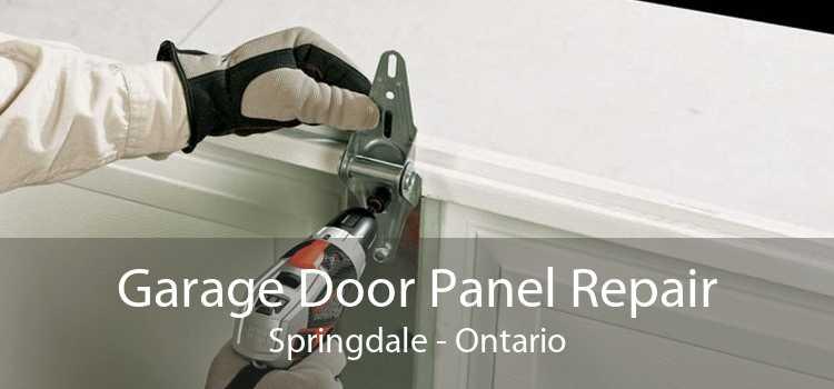Garage Door Panel Repair Springdale - Ontario