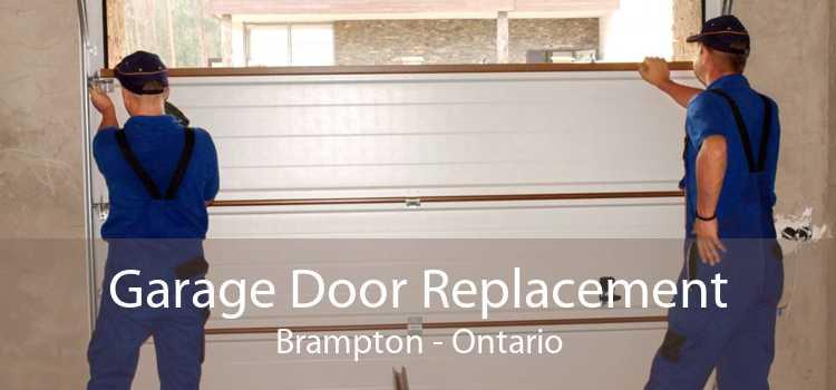 Garage Door Replacement Brampton - Ontario