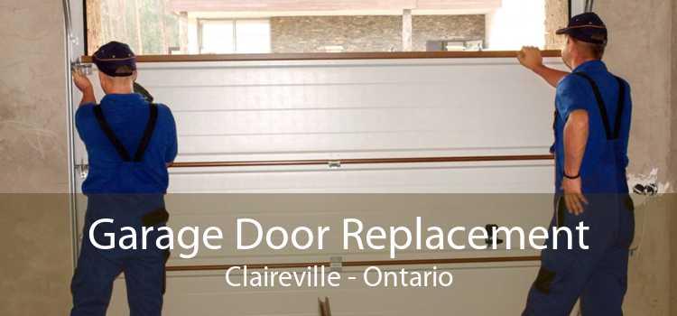 Garage Door Replacement Claireville - Ontario