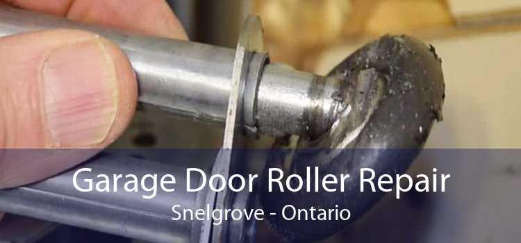 Garage Door Roller Repair Snelgrove - Ontario