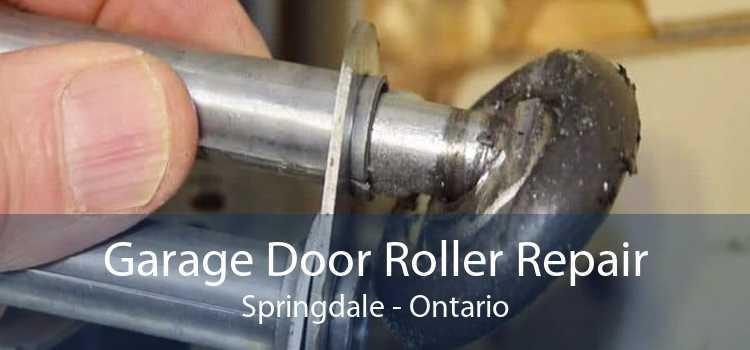 Garage Door Roller Repair Springdale - Ontario