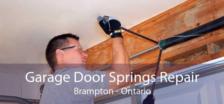 Garage Door Springs Repair Brampton - Ontario