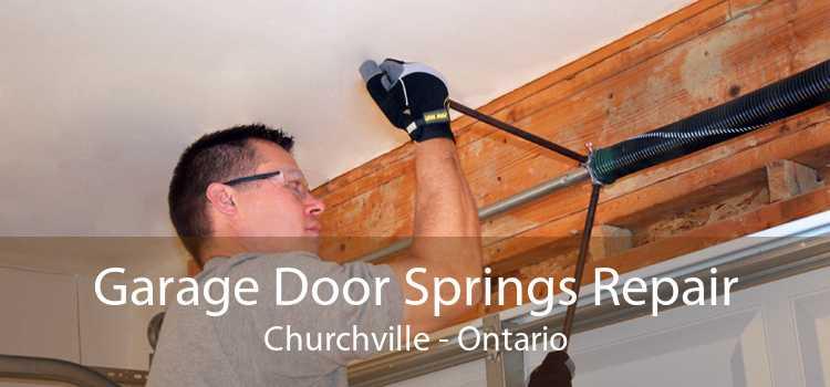 Garage Door Springs Repair Churchville - Ontario