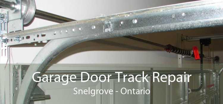 Garage Door Track Repair Snelgrove - Ontario