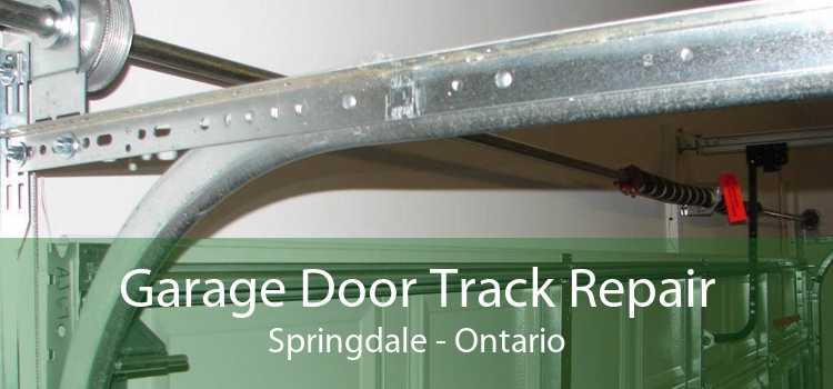 Garage Door Track Repair Springdale - Ontario