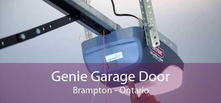 Genie Garage Door Brampton - Ontario