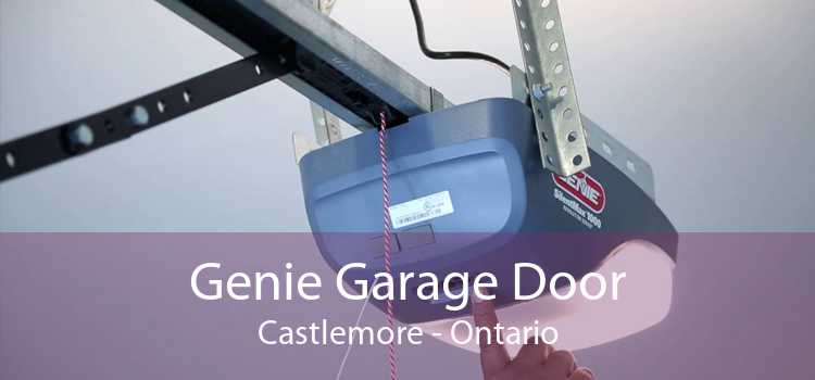 Genie Garage Door Castlemore - Ontario