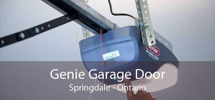 Genie Garage Door Springdale - Ontario