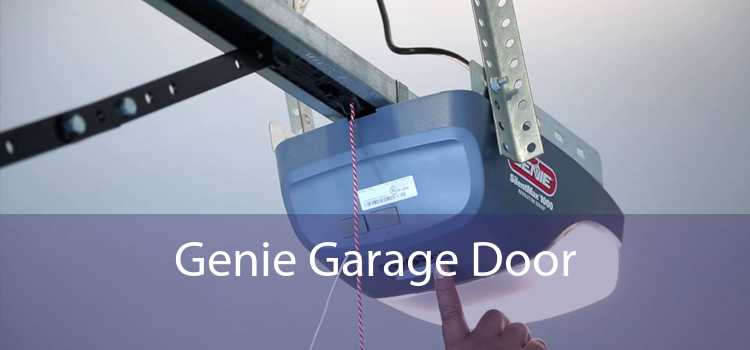 Genie Garage Door