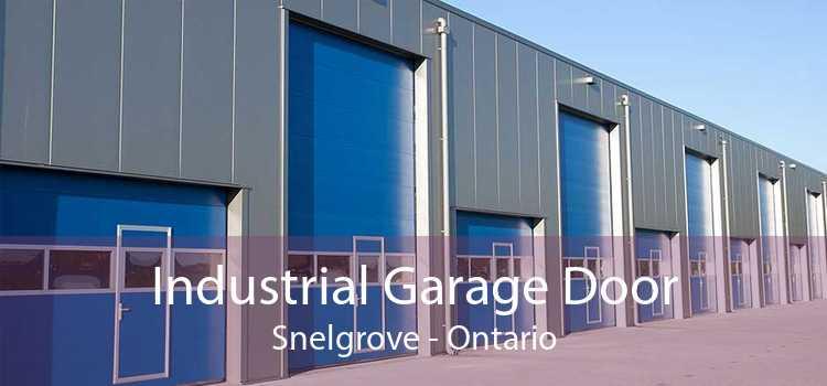 Industrial Garage Door Snelgrove - Ontario