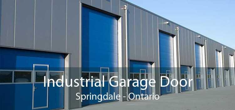 Industrial Garage Door Springdale - Ontario