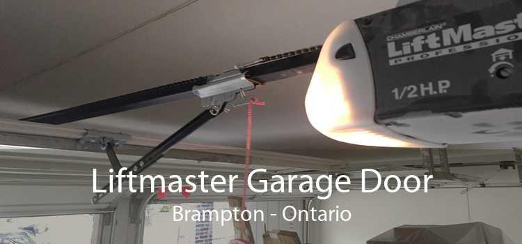 Liftmaster Garage Door Brampton - Ontario