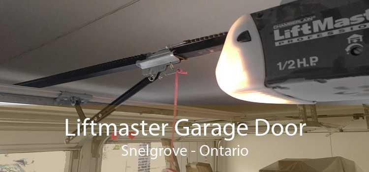 Liftmaster Garage Door Snelgrove - Ontario