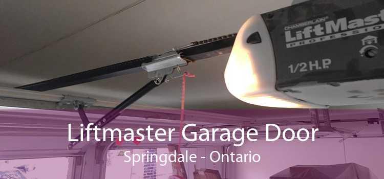 Liftmaster Garage Door Springdale - Ontario