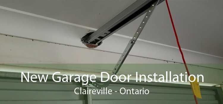 New Garage Door Installation Claireville - Ontario