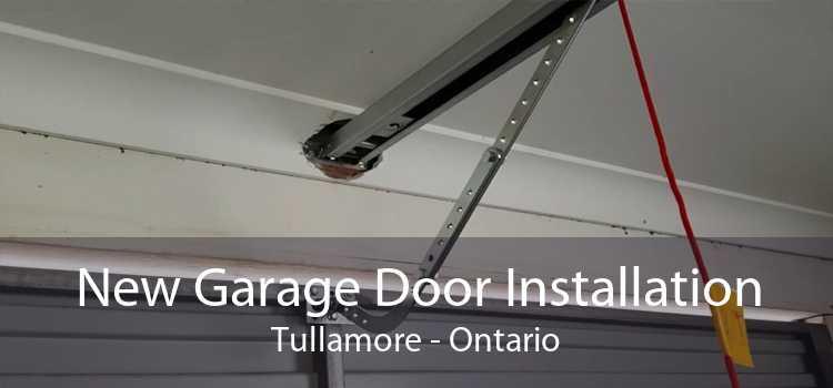 New Garage Door Installation Tullamore - Ontario