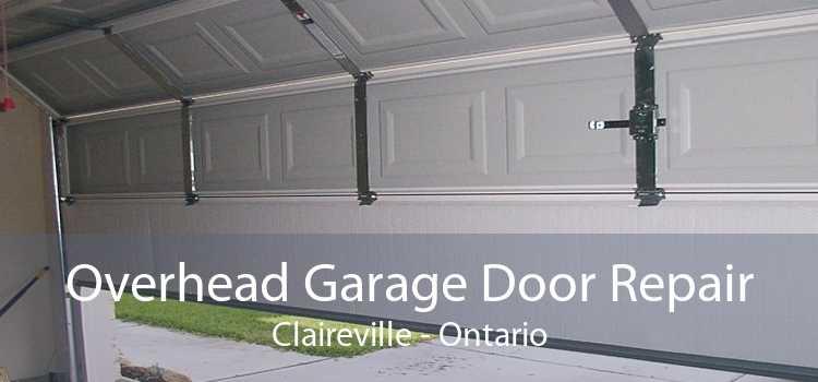 Overhead Garage Door Repair Claireville - Ontario