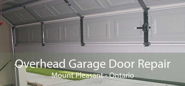 Overhead Garage Door Repair Mount Pleasant - Ontario