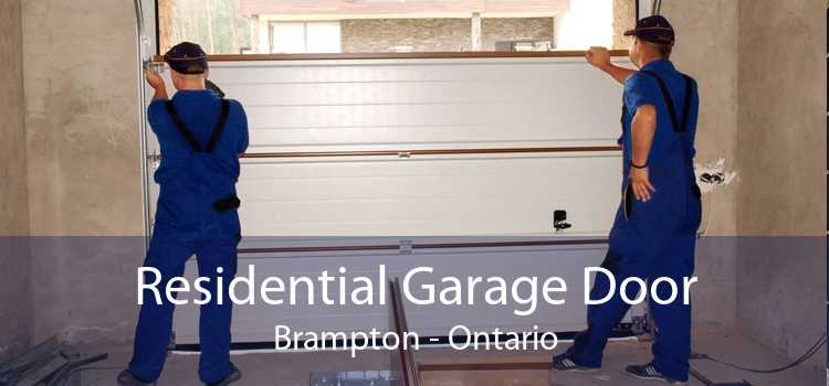 Residential Garage Door Brampton - Ontario