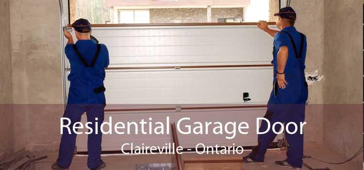 Residential Garage Door Claireville - Ontario