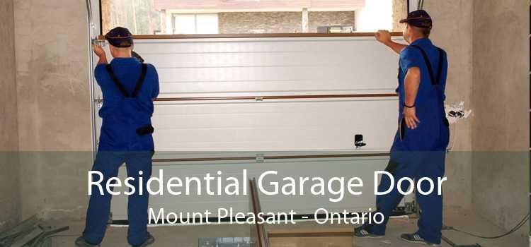 Residential Garage Door Mount Pleasant - Ontario
