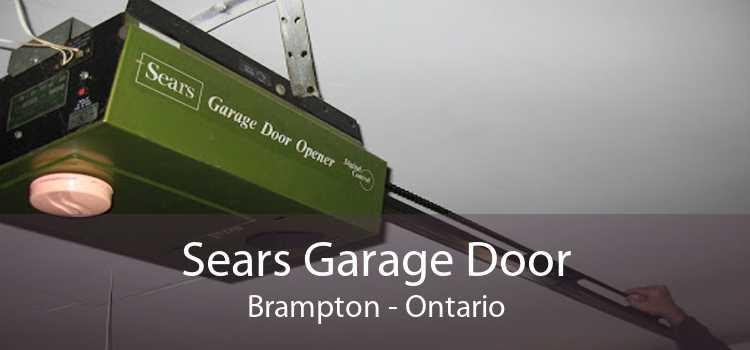 Sears Garage Door Brampton - Ontario